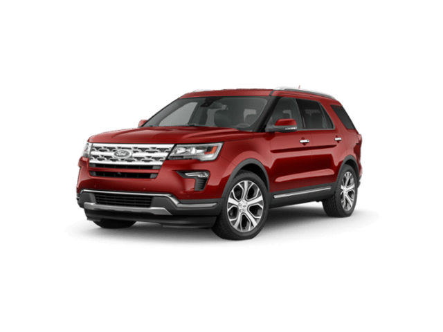 New 2019 Ford Explorer Limited SUV for sale in Jackson, MS